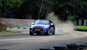 MINI Urban Drive Mumbai - Track Review & Experience