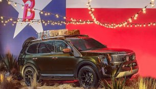 Kia Telluride ruled out for Europe - Report