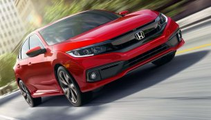 India-bound 2019 Honda Civic new pics & details released