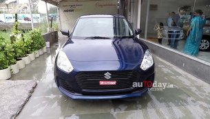 Maruti Swift Special Edition deliveries begin - In 5 Live Images