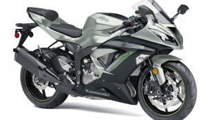 Kawasaki Ninja ZX-6R spied in India; launch in 2019 - Report