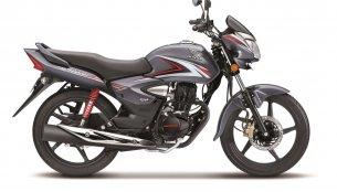 Every second 125cc motorcycle customer in India is choosing Honda CB Shine brand