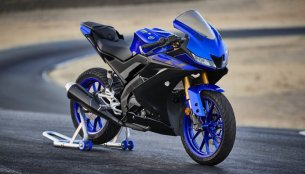All-new 2019 Yamaha YZF-R125 gets full LED headlight, new design & much more