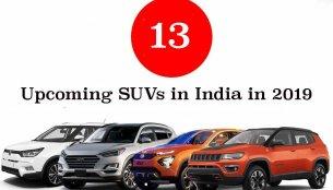 13 Upcoming SUVs in India in 2019 - Nissan Kicks to Tata Harrier