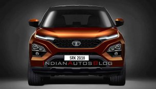 Production Tata Harrier likely to be unveiled to media next month