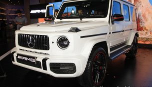 Mercedes-AMG G 63 sold out in India for 2018 - Report
