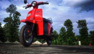 IAB reader shares his 1994 Bajaj Sunny restoration story