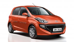 2019 Hyundai Santro (Hyundai AH2) - IAB Rendering