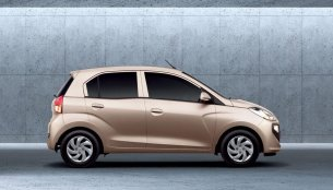 New Hyundai Santro shares its platform with the Grand i10