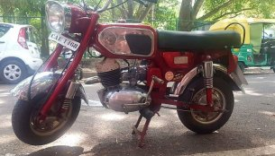 IAB reader shares his experience with a restored Rajdoot GTS (Bobby)