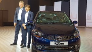 2018 Tata Tigor (facelift) Launched, Prices start at INR 5.20 lakhs