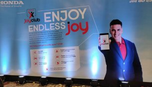 Honda 2Wheelers introduces 'Honda Joy Club' customer-benefit initiative