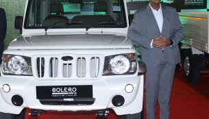 2018 Mahindra Bolero Pik-Up launched at a starting price of INR 6.66 lakh