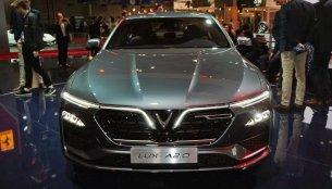 VinFast LUX A2.0 - Motorshow Focus