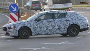 2020 Mercedes CLA Shooting Brake spied for the first time [Video]