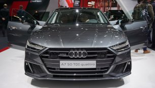 2018 Audi A7 Sportback - Motorshow Focus
