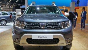 2018 Dacia Duster - Motorshow Focus