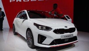 2019 Kia Cee'd GT - Motorshow Focus