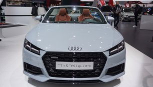 2019 Audi TT Roadster 20th Anniversary edition - Motorshow Focus