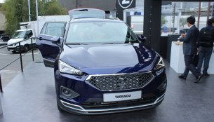 2019 SEAT Tarraco - Motorshow Focus