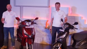 Hero Destini 125 launched in India at INR 54,650
