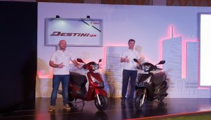 Hero MotoCorp crosses 6 lakh sales in November 2018
