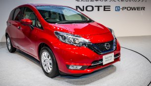 Next-gen Nissan Note e-Power to deliver more than 40 km/l fuel efficiency