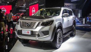 Nissan Terra S introduced at 2018 Philippine International Motor Show