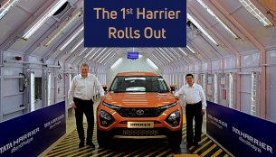 Tata Harrier production begins, market launch in January 2019 [Video]