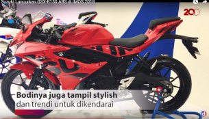 Suzuki GSX-R150 ABS launched at the Indonesia Motorcycle Show 2018
