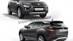 Tata Harrier to get 8.8-inch touchscreen infotainment unit - Report