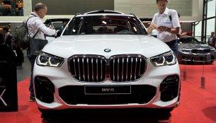 India-bound 2019 BMW X5 - Motorshow Focus