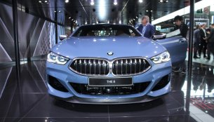 2019 BMW 8 Series Coupe - Motorshow Focus