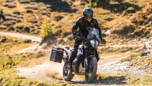 KTM 790 Adventure & 790 Adventure R prices for European market revealed