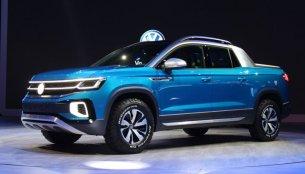 VW Tarok Concept unveiled at Sao Paulo Motor Show 2018 [Video]