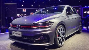 VW Virtus GTS Concept unveiled at Sao Paulo Motor Show 2018 [Video]