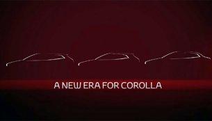 Next-gen Toyota Corolla Altis teased, to debut on 16 November