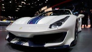 Ferrari 488 Pista Spider - Motorshow Focus