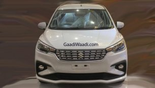2018 Maruti Ertiga on its way to dealerships now - Report