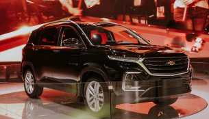 India-bound MG SUV becomes the all-new Chevrolet Captiva for Colombia [Video]