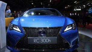 2019 Lexus RC - Motorshow Focus