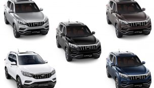 Mahindra Alturas pre-bookings commence, colour options revealed