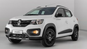 Production Renault Kwid 'Outsider' unveiled for Brazil [Video]