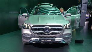 India-bound next-gen 2019 Mercedes GLE - Motorshow Focus