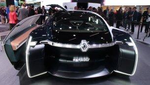 Renault EZ-Ultimo Concept - Motorshow Focus