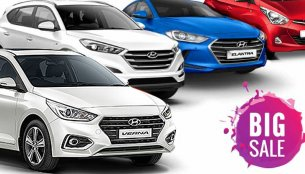 Hyundai Car Discounts for November 2018 - Up to INR 1.8 lakh off!