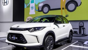 Honda Vezel/Honda HR-V-based Honda VE-1 EV unveiled in China