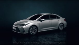 TNGA-based 2020 Toyota Corolla sedan breaks cover [Video]