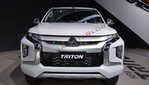 2019 Mitsubishi Triton (facelift) at 2018 Thai Motor Expo - Live