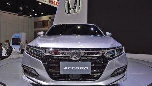 2018 Honda Accord - Motorshow Focus